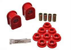 Energy Suspension - Energy Suspension Sway Bar Bushing Set - Red