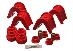 Energy Suspension - Energy Suspension Bushing Kit - Red
