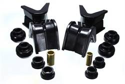 Energy Suspension - Energy Suspension Bushing Kit - Black