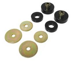 Energy Suspension - Energy Suspension Mounts / Isolators - Black