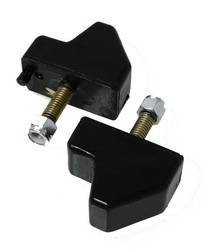 Energy Suspension - Energy Suspension Control Arm Bump Stop Set - Black