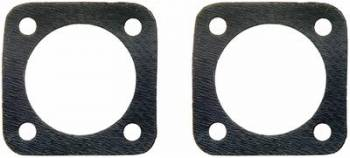 "Fel-Pro Performance Gaskets - Fel-Pro Square Collector Gasket 2"" .5"" X 3"" 5/16 Bolt"