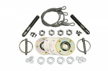 Ford Racing - Ford Racing Hood Latch Kit