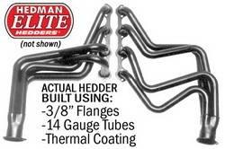 Hedman Hedders - Hedman Hedders Elite Hedders - Tube Size: 1.5 in.