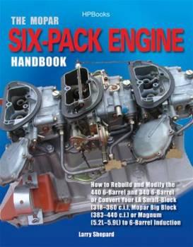 HP Books - Chrysler 6-Pack Engine Handbook