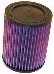 "K&N Filters - K&N Performance Air Filter - Conical - 5-13/16"" Base - 5-13/16"" Top - 7-1/4"" - 3-3/8"" Flange - GM/Isuzu/Saab"