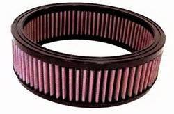 "K&N Filters - K&N Performance Air Filter - 8"" x 2-7/16"" - Alpha Romeo/GM"