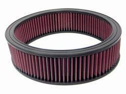 "K&N Filters - K&N Performance Air Filter - 9-5/8"" x 2-13/16"" - GM/Isuzu 1980-95"