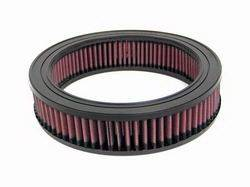 "K&N Filters - K&N Performance Air Filter - 8-3/16"" x 1-7/8"" - Fiat/Lancia/Suzuki/Yugo/Zastava"