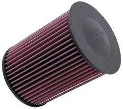 "K&N Filters - K&N Performance Air Filter - 6-1/4"" x 8-1/4"" - Ford/Mazda/Volvo"