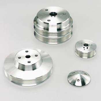 March Performance - March Performance Serpentine Pulley Set 3 Piece