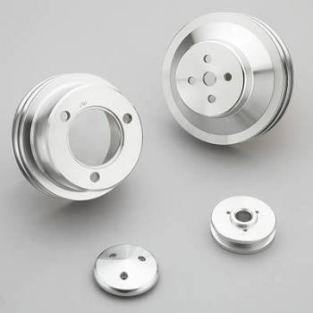March Performance - March Performance V-Belt Pulley Kit Ford 289