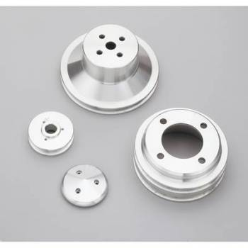 March Performance - March Performance SB Ford 3 Pc. Pulley Set