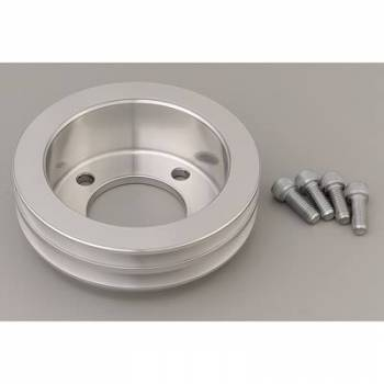 """March Performance - March Performance 2-Groove. 5-3/4"""" Crank Pulley"""