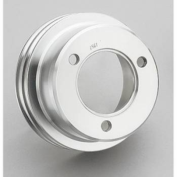 """March Performance - March Performance 2-Groove 5-1/2"""" Crank Pulley"""