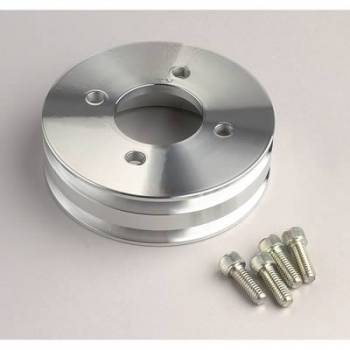 "March Performance - March Performance 2-Groove 5-3/4"" Crank Pulley"
