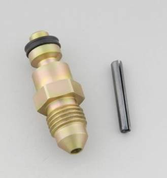 McLeod - McLeod Fitting Male Roll Pin End to 4 AN