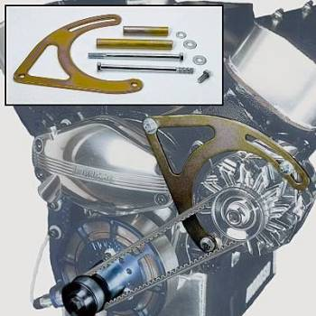 Moroso Performance Products - Moroso BB Chevy Alternator Mount Kit