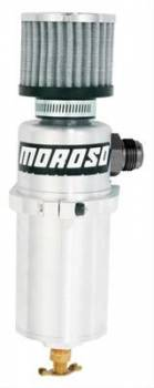 Moroso Performance Products - Moroso Billet Aluminum Breather Tank