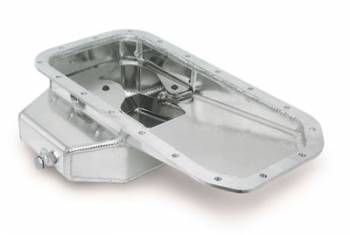 Moroso Performance Products - Moroso Aluminum Toyota Oil Pan Fits 3TC- 2T & 2TC Engine