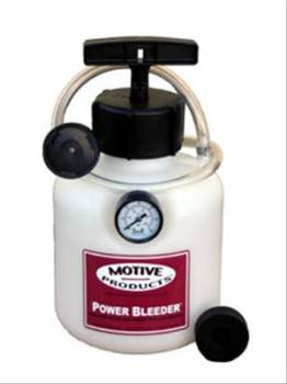 Motive Products - Motive Products Brake Power Bleeder System