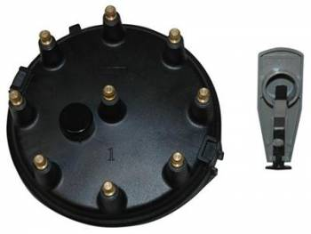MSD - MSD Cap/Rotor Kit - Street Fire - Ford V8 Socket