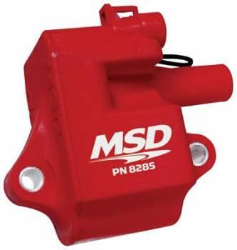 MSD - MSD GM LS Series Coils - (8) (LS-1/6)