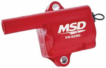 MSD - MSD GM LS Truck Style Coils - (8)