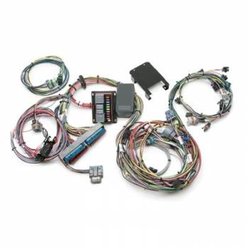 Painless Performance Products - Painless Performance 1999-2006 GM Gen III 4.8, 5.3 & 6.0L Throttle by Wire Harness Std. Length