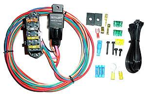 Painless Performance Products - Painless Performance 3 Circuit HD High Amp Single 70 Amp Relay