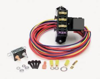 Painless Performance Products - Painless Performance 3 Circuit Fuse Block Weather Resistant