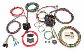 Painless Performance Products - Painless Performance Classic Customizable Jeep CJ Harness (1976-1986) - 22 Circuits