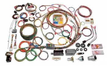 Painless Performance Products - Painless Performance Direct Fit F-Series Ford Truck Harness w/Switches (1967-1977) - 21 Circuits