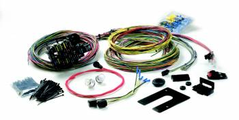 Painless Performance Products - Painless Performance Classic-Plus Customizable Pickup Chassis Harness -GM Keyed Column - 28 Circuits
