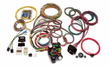 Painless Performance Products - Painless Performance Classic-Plus Customizable Muscle Car Harness - 28 Circuits