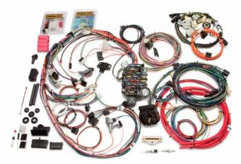 Painless Performance Products - Painless Performance Direct Fit Camaro Harness (1974-1977) - 26 Circuits