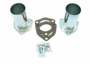 "Patriot Exhaust - Patriot Collector Reducers - (Set of 2) - 2-1/2"" to 2-1/2"""