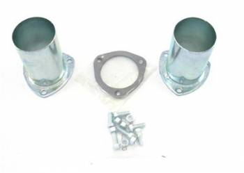 "Patriot Exhaust - Patriot Collector Reducers - (Set of 2) - 3"" to 3"""