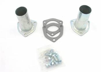 "Patriot Exhaust - Patriot Collector Reducers - (Set of 2) - 2-1/2"" to 2"""