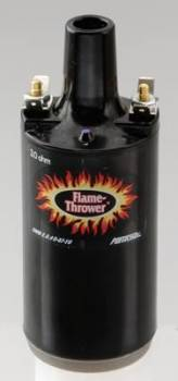 PerTronix Performance Products - PerTronix Flame-Thrower Coil - Black Epoxy- 3.0 Ohms