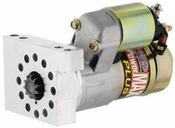 Powermaster Motorsports - Powermaster Power Max Starter Chevy V8 153/168 Tooth Flywheel