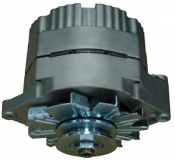 Proform Performance Parts - Proform GM Alternator - 100A 1-Wire Natural Finish