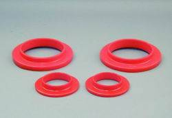 Prothane Motion Control - Prothane Coil Spring Isolator - Black