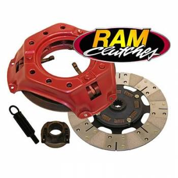 "Ram Automotive - RAM Automotive Ford Lever Style Clutch 11"" x 1-1/16"" 10 Spline"