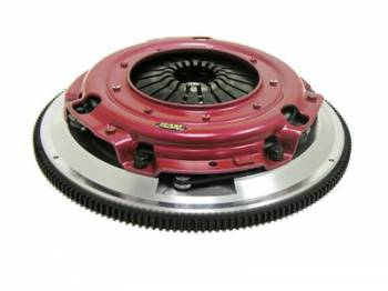 Ram Automotive - RAM Automotive force 9.5 Dual Disc Clutch Kit 10-Up Camaro