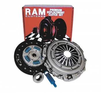 "Ram Automotive - RAM Automotive Early GM Cars Clutch 11"" x 1-1/8"" 10 Splineine"