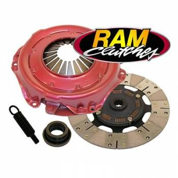 "Ram Automotive - RAM Automotive Early GM Cars Clutch 10.5"" x 1-1/8"" 10sp"