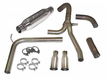 SLP Performance - SLP Performance Loud Mouth Exhaust System 98-02 LS1 GM F-Body