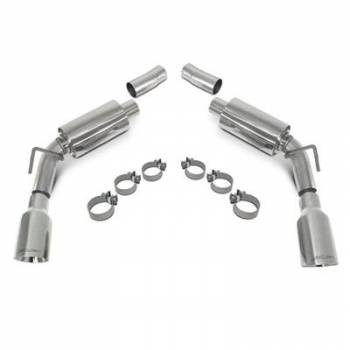 SLP Performance - SLP Performance Axle Back Exhaust Kit Loud Mouth II 2010 Camaro V6