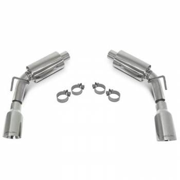 SLP Performance - SLP Performance Axle Back Exhaust Kit Loud Mouth II 2010 Camaro V8